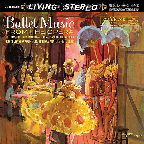 Alliance Anatole Fistoulari - Ballet Music From The Opera thumbnail