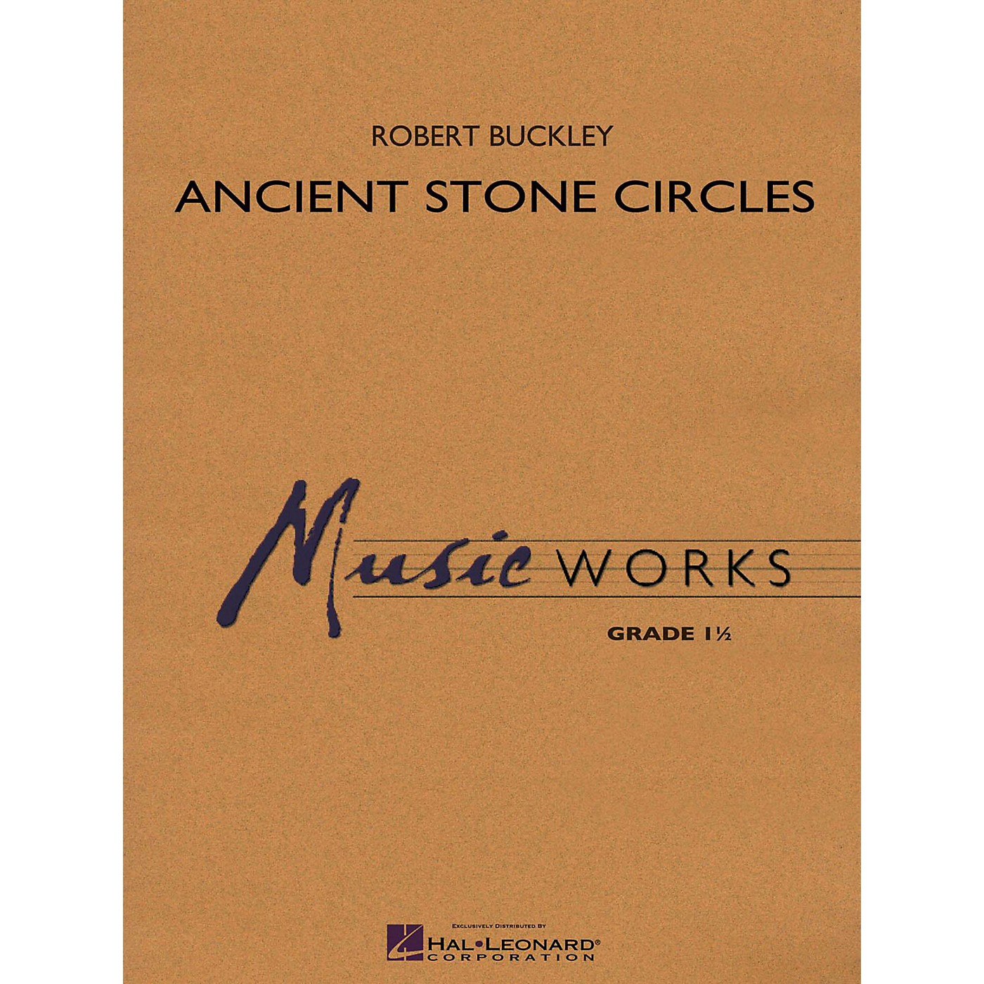 Hal Leonard Ancient Stone Circles Concert Band Level 1 thumbnail