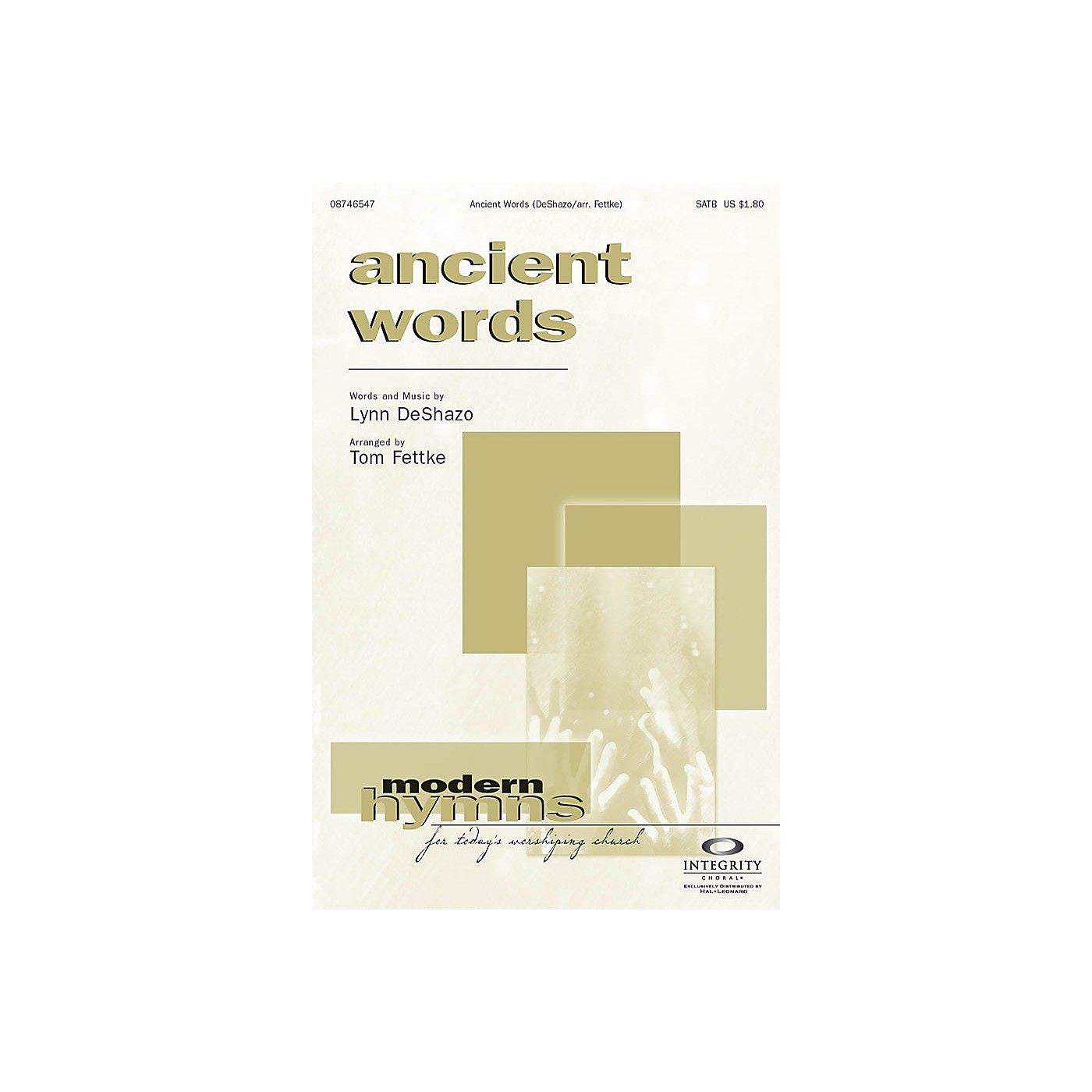 Integrity Music Ancient Words Orchestra Arranged by Tom Fettke thumbnail