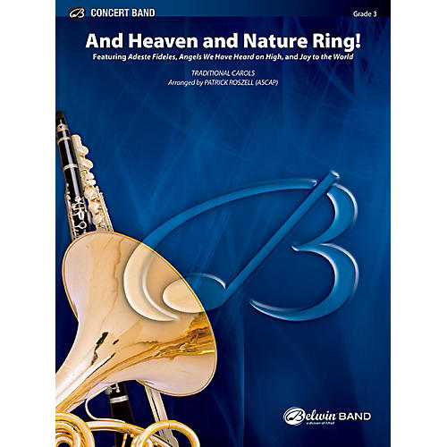 BELWIN And Heaven and Nature Ring! Concert Band Grade 3 (Medium Easy) thumbnail