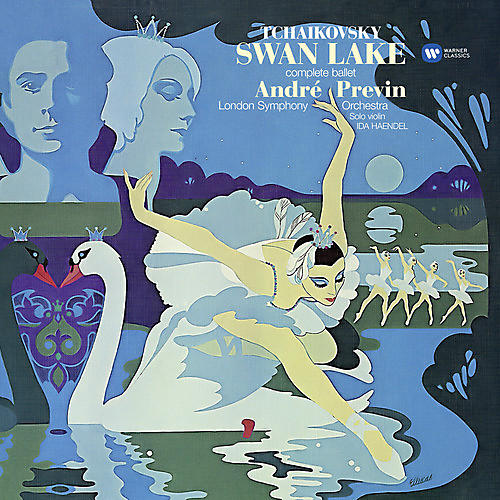 Alliance André Previn - Swan Lake thumbnail