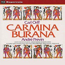 Andre Previn - Carmina Burana