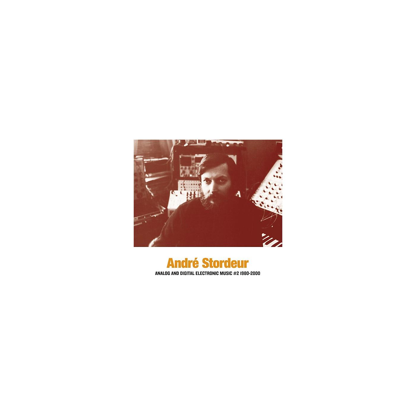 Alliance Andre Stordeur - Analog & Digital Electronic Music #2 1980-2000 thumbnail