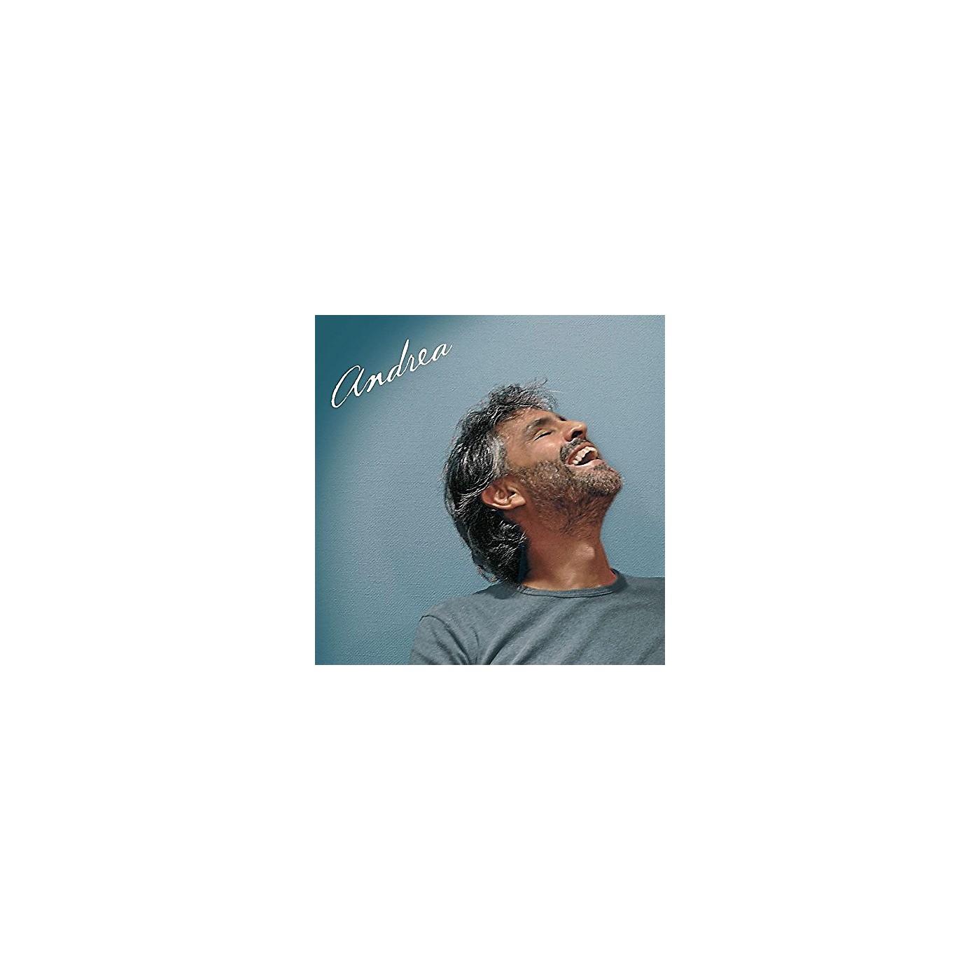 Alliance Andrea Bocelli - Andrea thumbnail