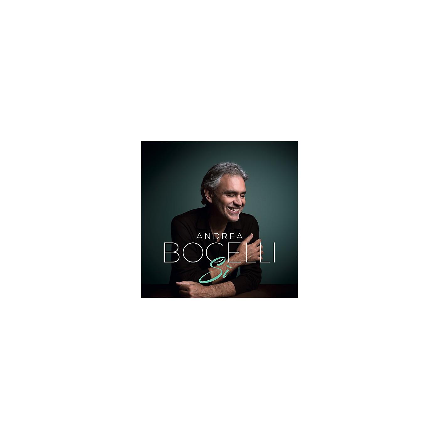 Alliance Andrea Bocelli - Si (CD) thumbnail