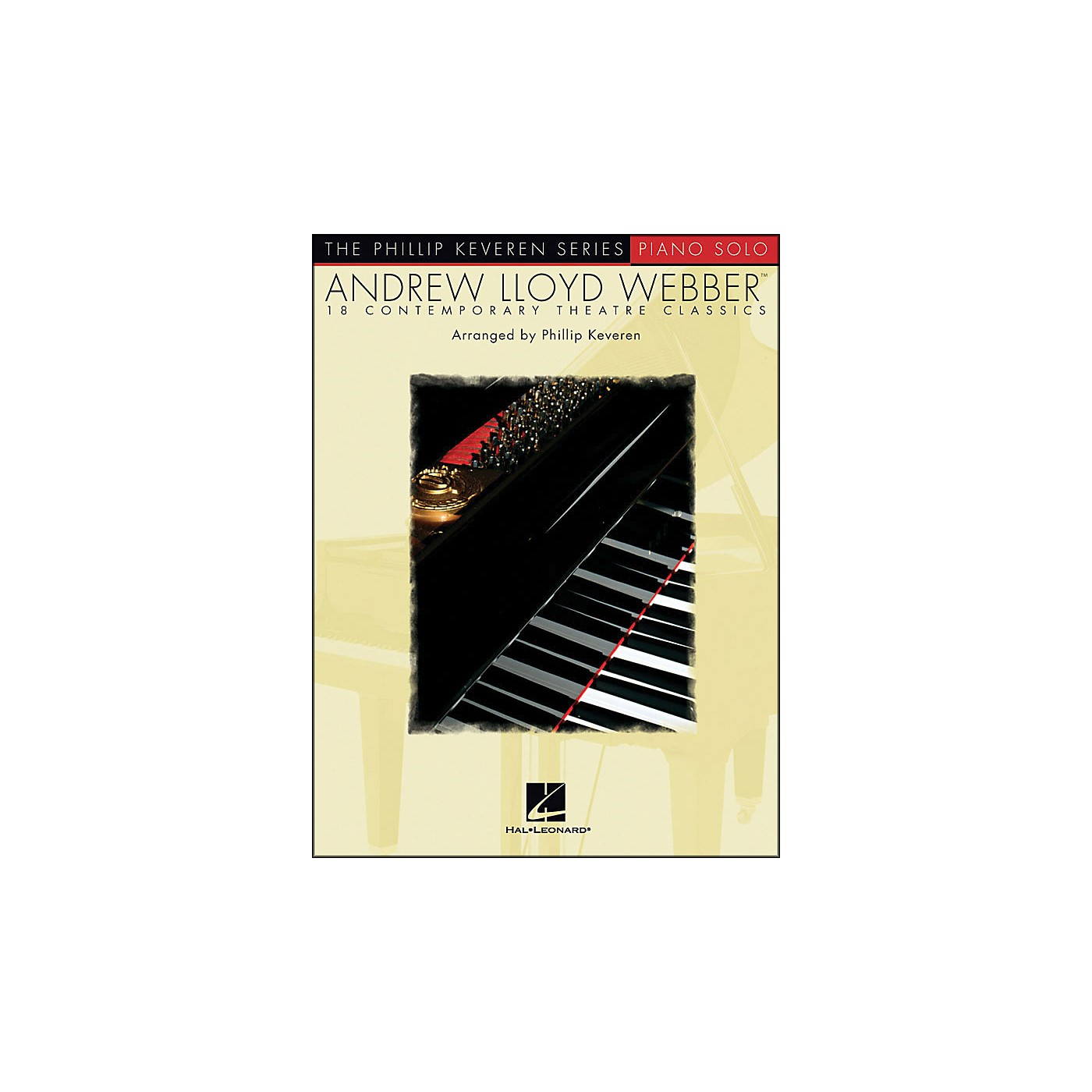 Hal Leonard Andrew Lloyd Webber - 18 Contemporary Theatre Classics Piano Solos By Phillip Keveren thumbnail