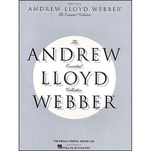 Hal Leonard Andrew Lloyd Webber - The Essential Collection arranged for piano, vocal, and guitar (P/V/G) thumbnail