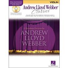 Hal Leonard Andrew Lloyd Webber Classics for Violin Book/CD