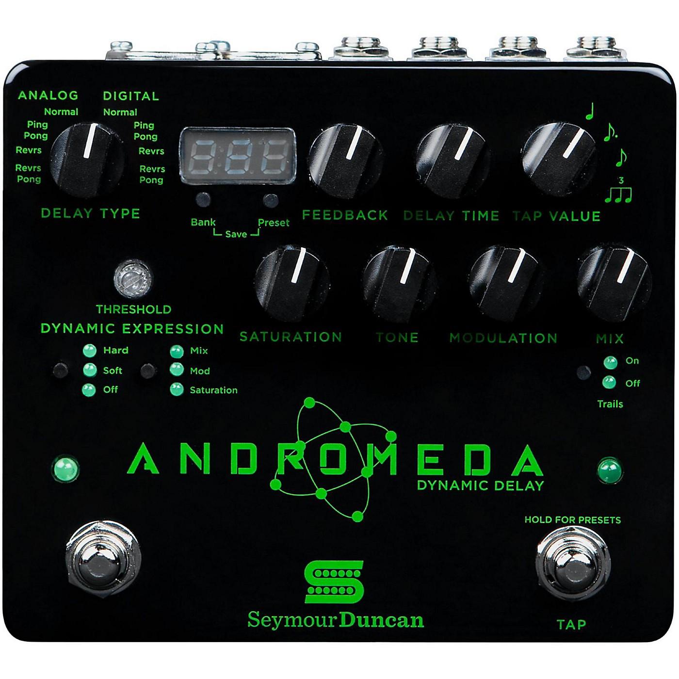 Seymour Duncan Andromeda Dynamic Delay Pedal thumbnail