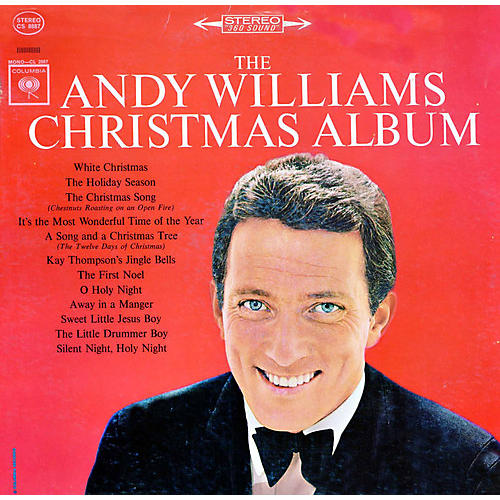 Alliance Andy Williams - The Andy Williams Christmas Album thumbnail