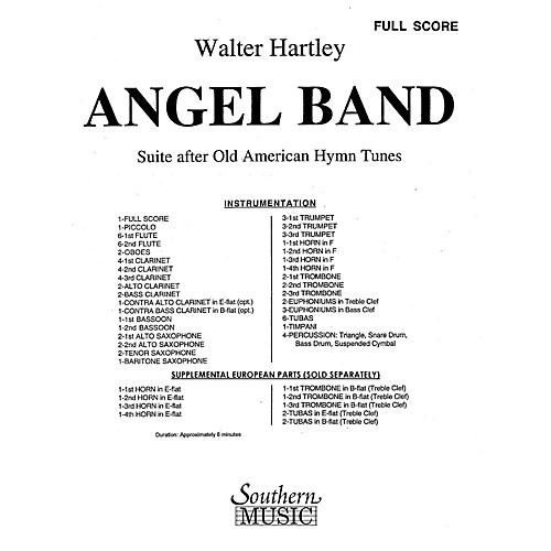 Southern Angel Band (Band/Concert Band Music) Concert Band Level 4 Composed by Walter S. Hartley thumbnail