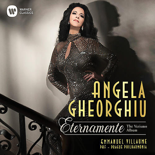 Alliance Angela Gheorghiu - Eternamente (Verismo Arias) thumbnail