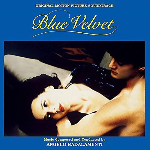 Alliance Angelo Badalamenti - Blue Velvet (Colored Vinyl) thumbnail