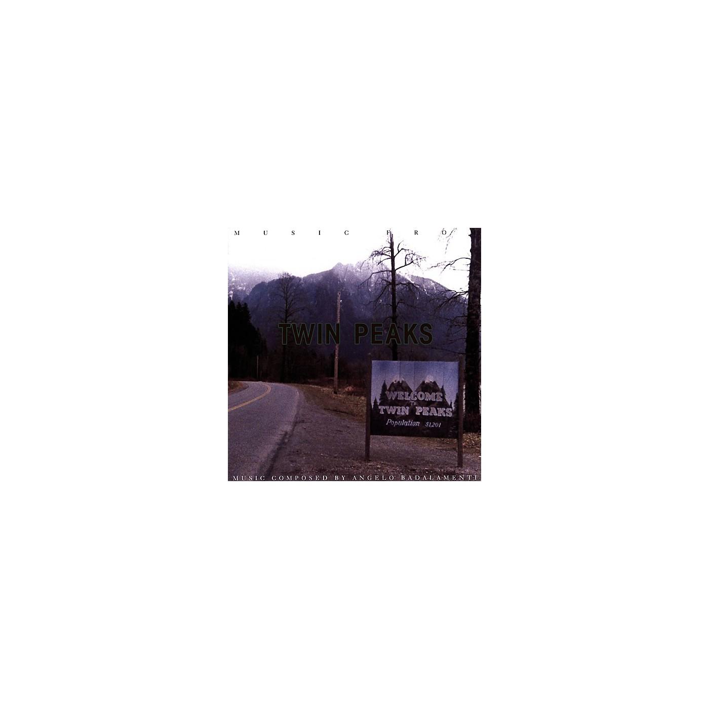 Alliance Angelo Badalamenti - Twin Peaks (Original Soundtrack) thumbnail