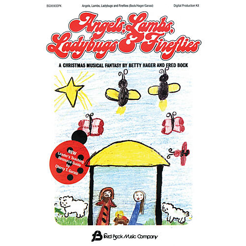 Fred Bock Music Angels, Lambs, Ladybugs & Fireflies DIGITAL PRODUCTION KIT composed by Fred Bock thumbnail