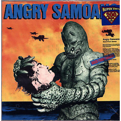 Alliance Angry Samoans - Back from Samoa thumbnail