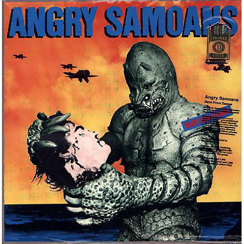 Alliance Angry Samoans - Back from Samoa thumbnail