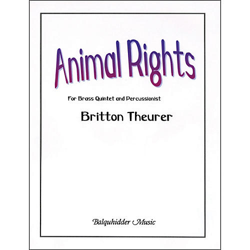 Carl Fischer Animal Rights Book thumbnail