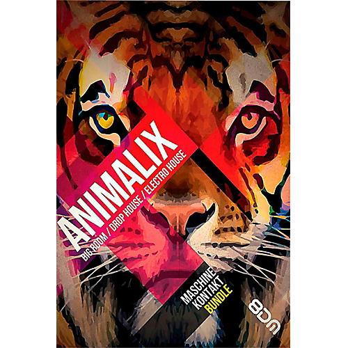 8DM Animalix Bundle (Kontakt/Maschine) thumbnail