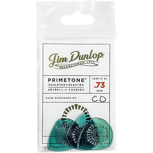 Dunlop Animals As Leaders Primetone, Green Guitar Picks thumbnail