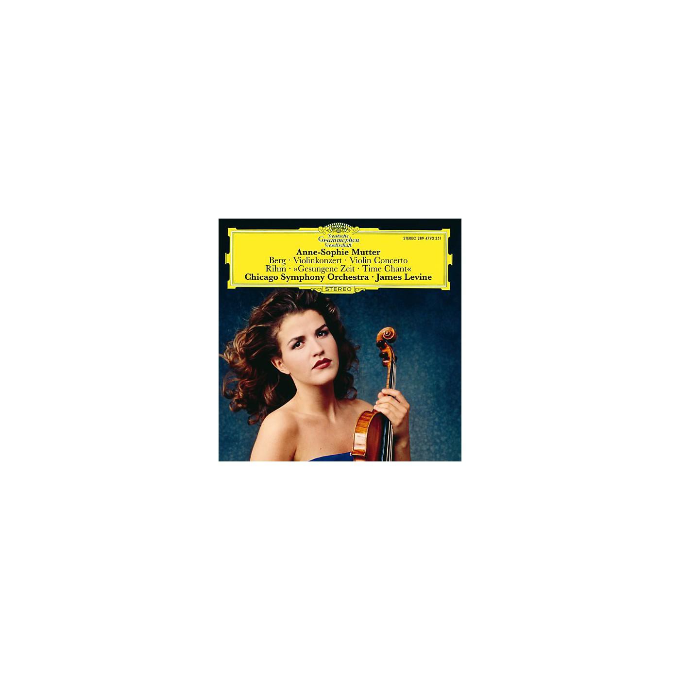Alliance Anne-Sophie Mutter - Violin Concert/Gesungene thumbnail