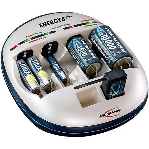 Fischer Amps Ansmann Energy 8 Plus Charger thumbnail