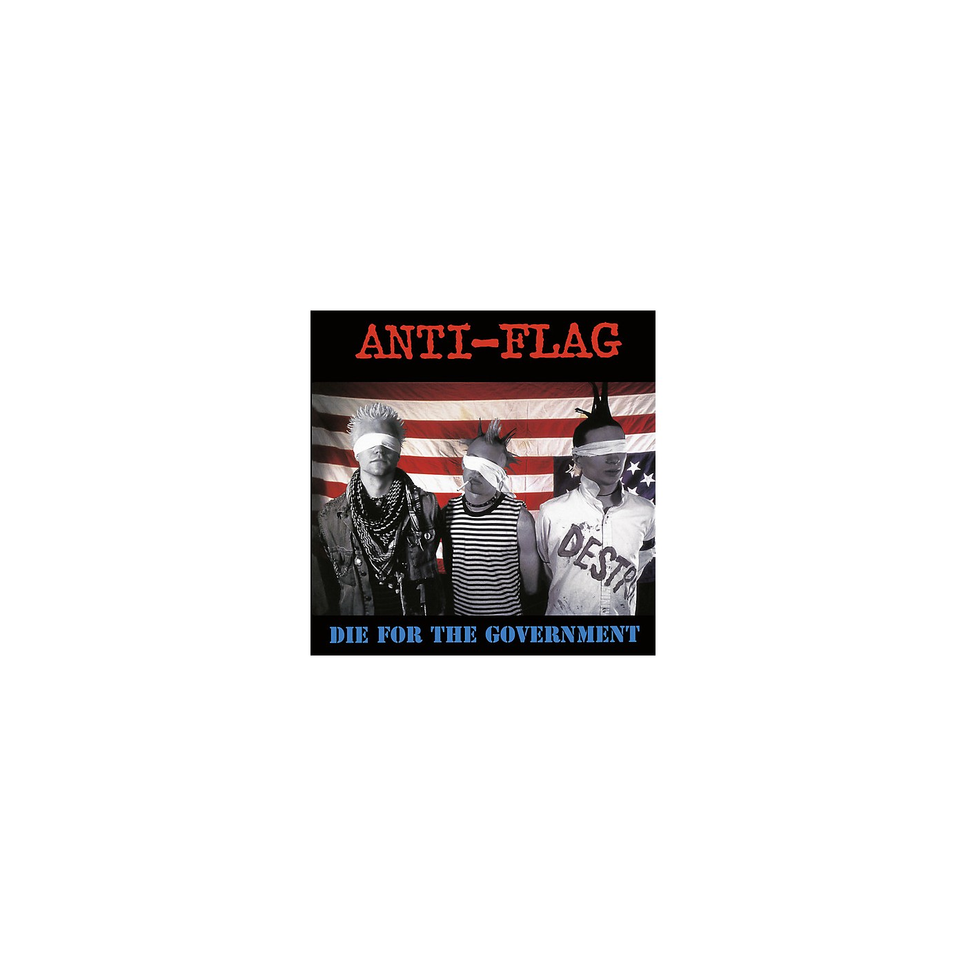 Alliance Anti-Flag - Die For The Government thumbnail