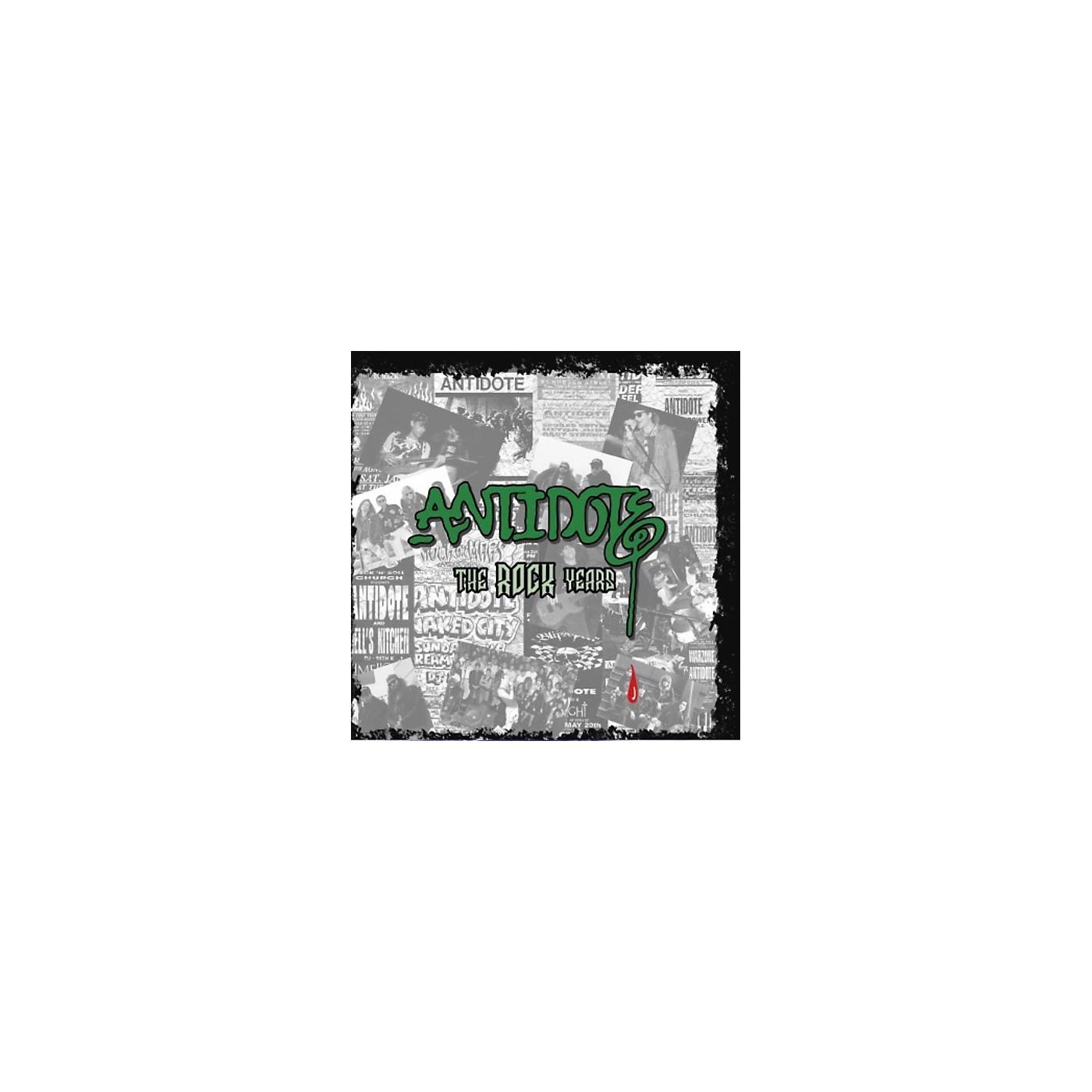 Alliance Antidote - The Rock Years thumbnail