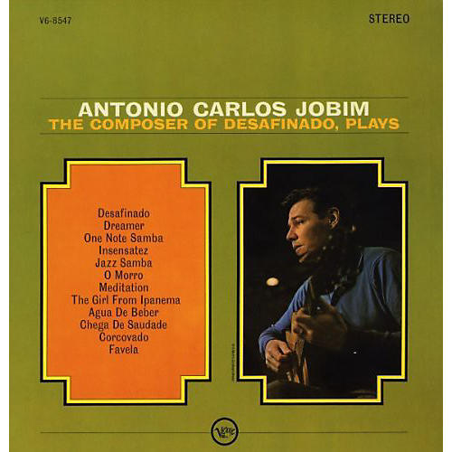 Alliance Antonio Carlos Jobim - Composer Plays thumbnail