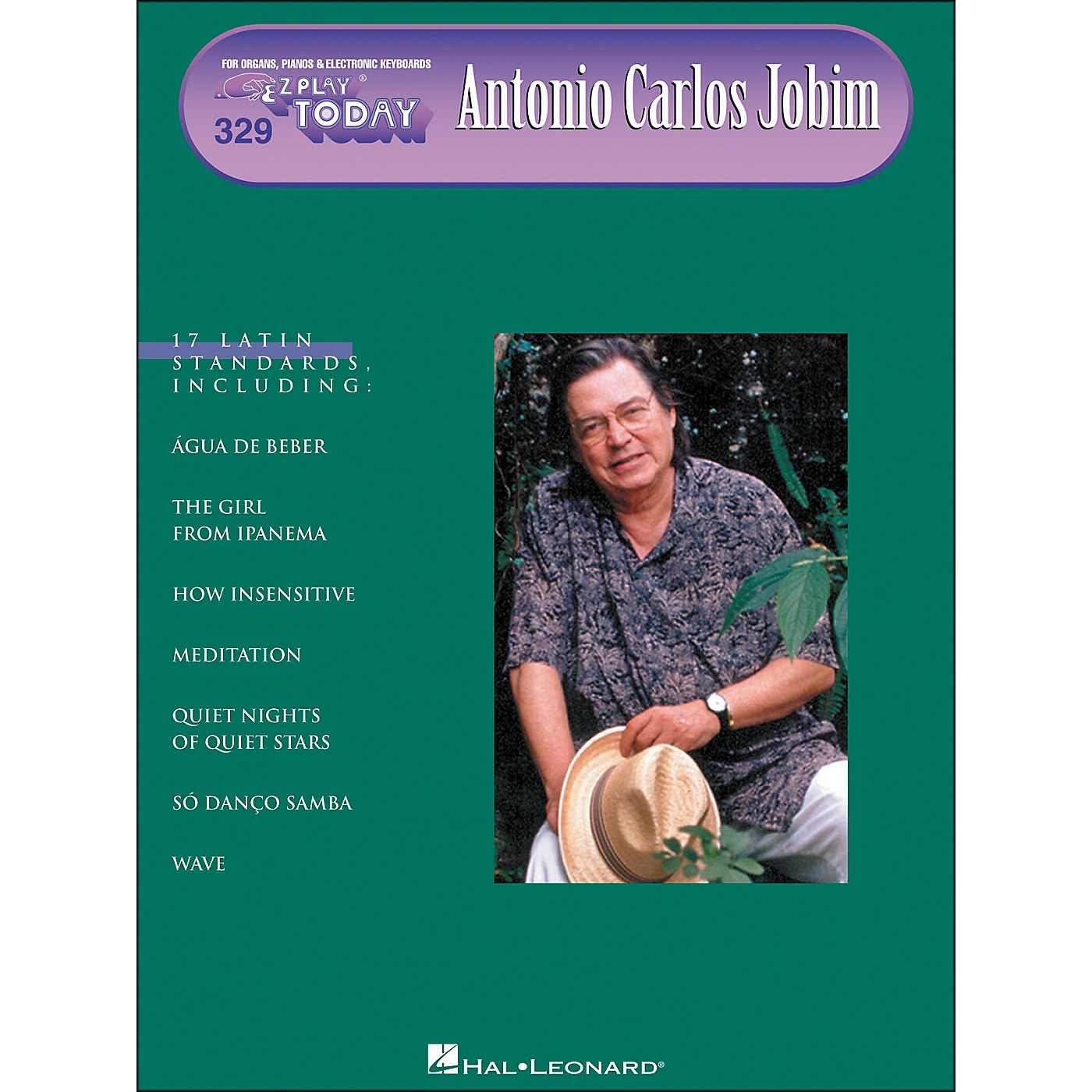 Hal Leonard Antonio Carlos Jobim E-Z Play 329 thumbnail