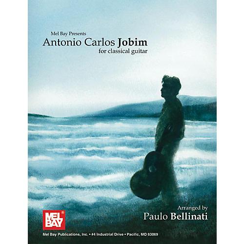 Mel Bay Antonio Carlos Jobim for Classical Guitar thumbnail
