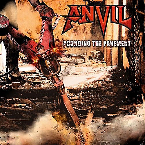 Alliance Anvil - Pounding The Pavement thumbnail