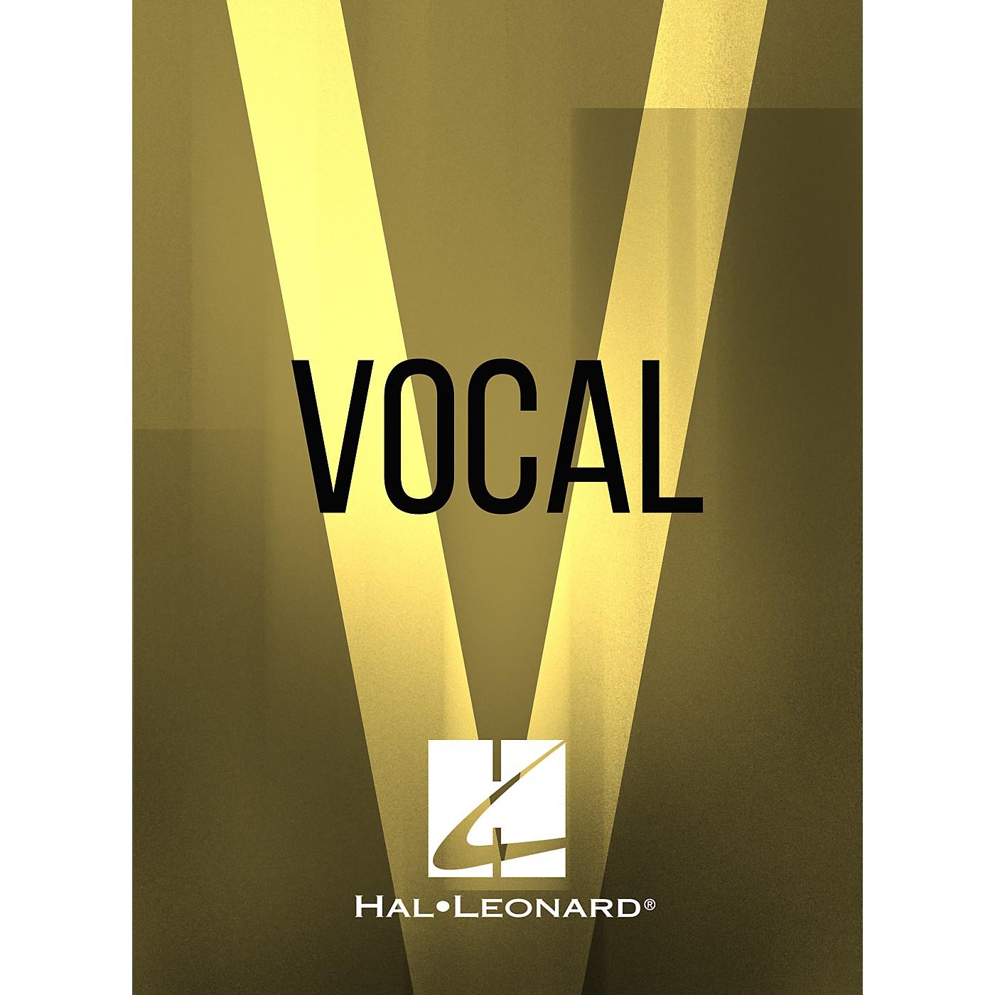 Hal Leonard Anyone Can Whistle Vocal Score Series  by Stephen Sondheim thumbnail