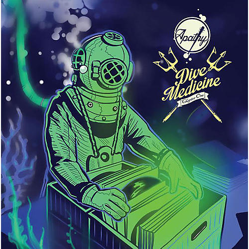 Alliance Apathy - Dive Medicine: Chapter One (Instrumental Project) thumbnail