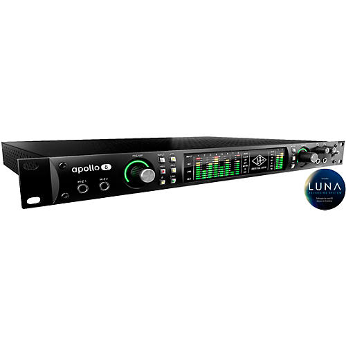 Universal Audio Apollo 8 Thunderbolt Audio Interface with UAD Quad-Core Processing thumbnail
