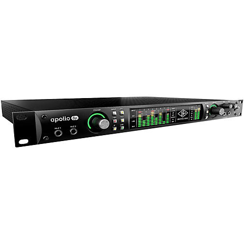 Universal Audio Apollo 8p Thunderbolt Audio Interface with UAD Quad-Core Processing thumbnail