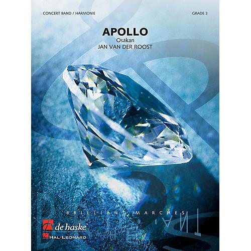 De Haske Music Apollo Concert Band Level 4 Composed by Jan Van der Roost thumbnail