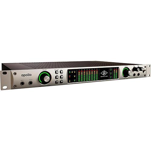 Universal Audio Apollo FireWire Audio Interface with UAD Quad-Core Processing thumbnail