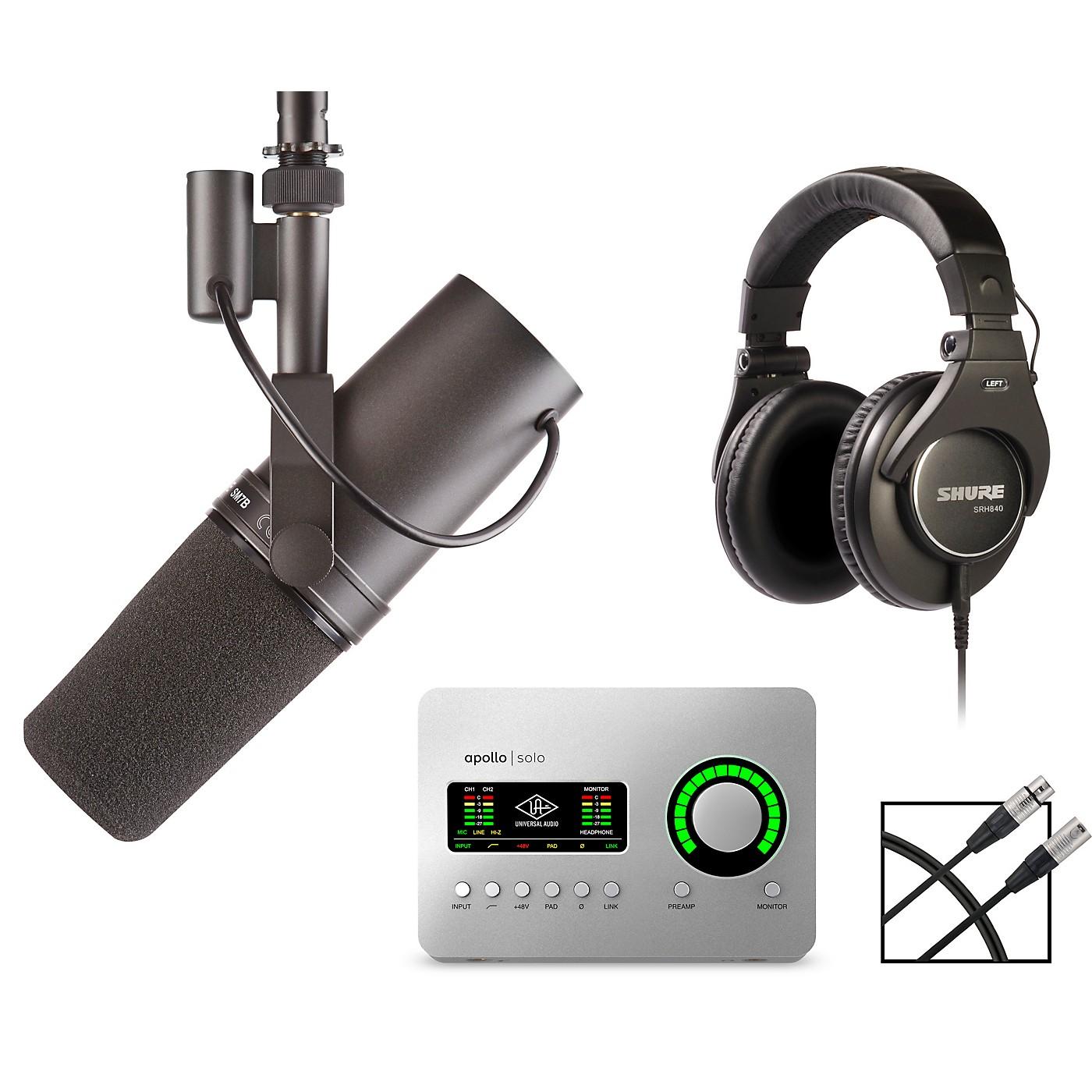 Shure Apollo Podcasting Bundle - Windows Only thumbnail