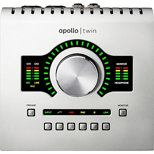 Universal Audio Apollo Twin USB with Realtime UAD Processing thumbnail
