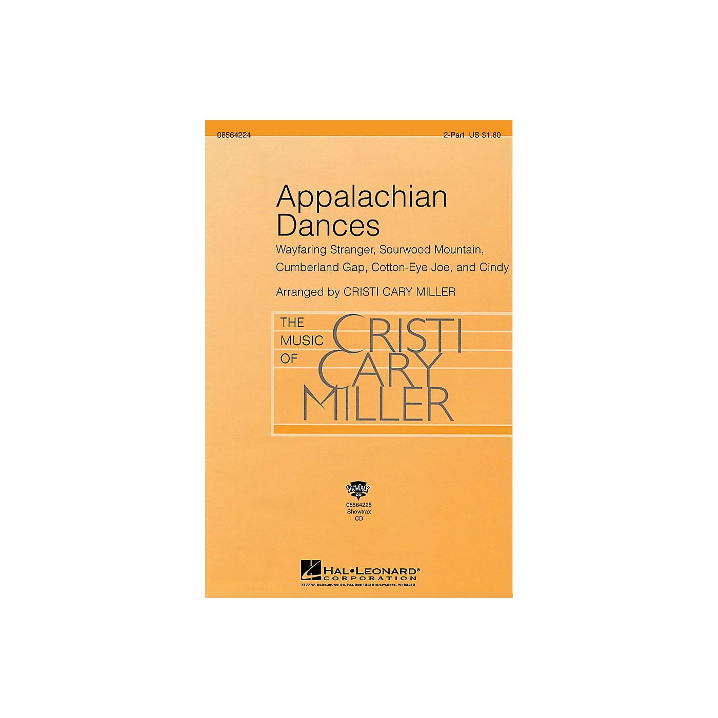 Hal Leonard Appalachian Dances 2-Part arranged by Cristi Cary Miller thumbnail