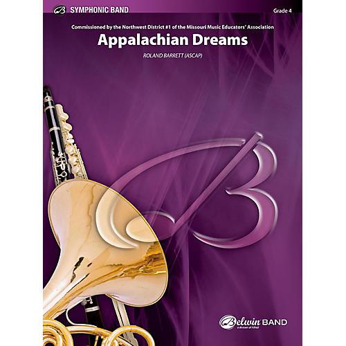 BELWIN Appalachian Dreams Concert Band Grade 4 (Medium) thumbnail