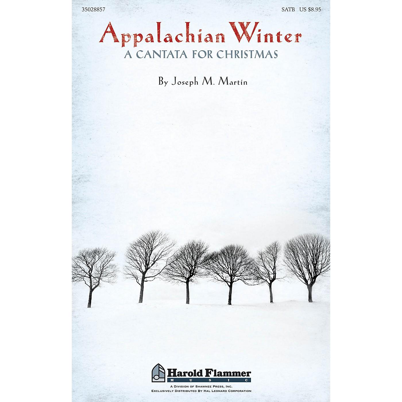 Shawnee Press Appalachian Winter Listening CD Composed by Joseph Martin thumbnail