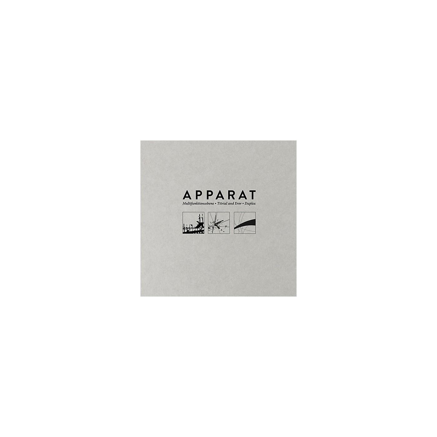 Alliance Apparat - Multifunktionsebene, Tttrial and Eror, Duplex thumbnail
