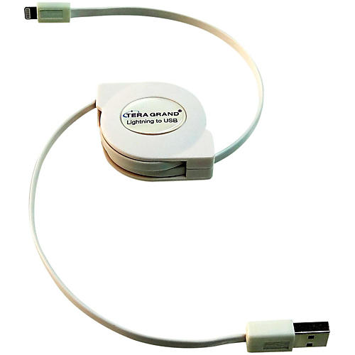Tera Grand Apple Certified Retractable Lightning Cable thumbnail