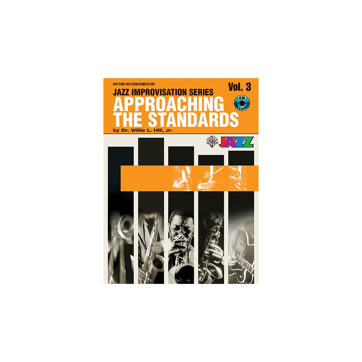 Alfred Approaching the Standards Volume 3 Rhythm Section / Conductor Book & CD thumbnail