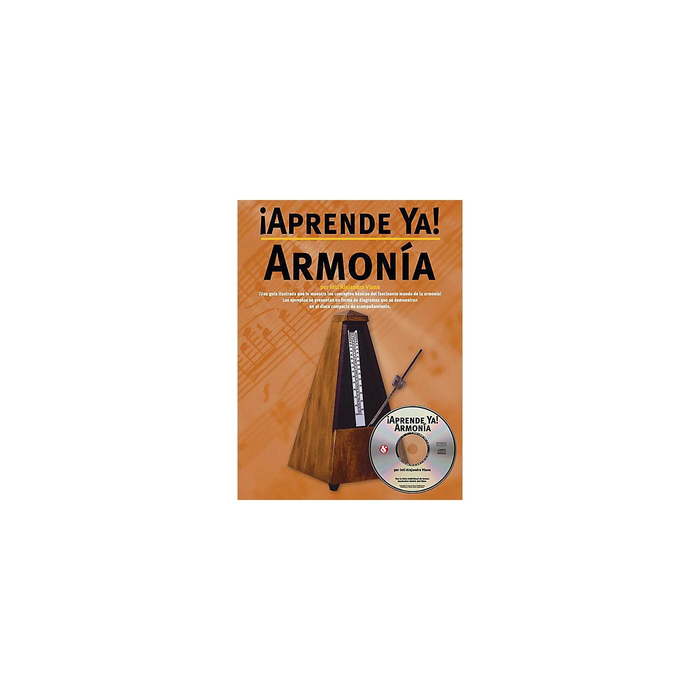 Music Sales Aprende Ya: Armonia Music Sales America Series Written by Inti Viana thumbnail