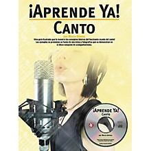 Music Sales Aprende Ya!: Canto Music Sales America Series Softcover with CD