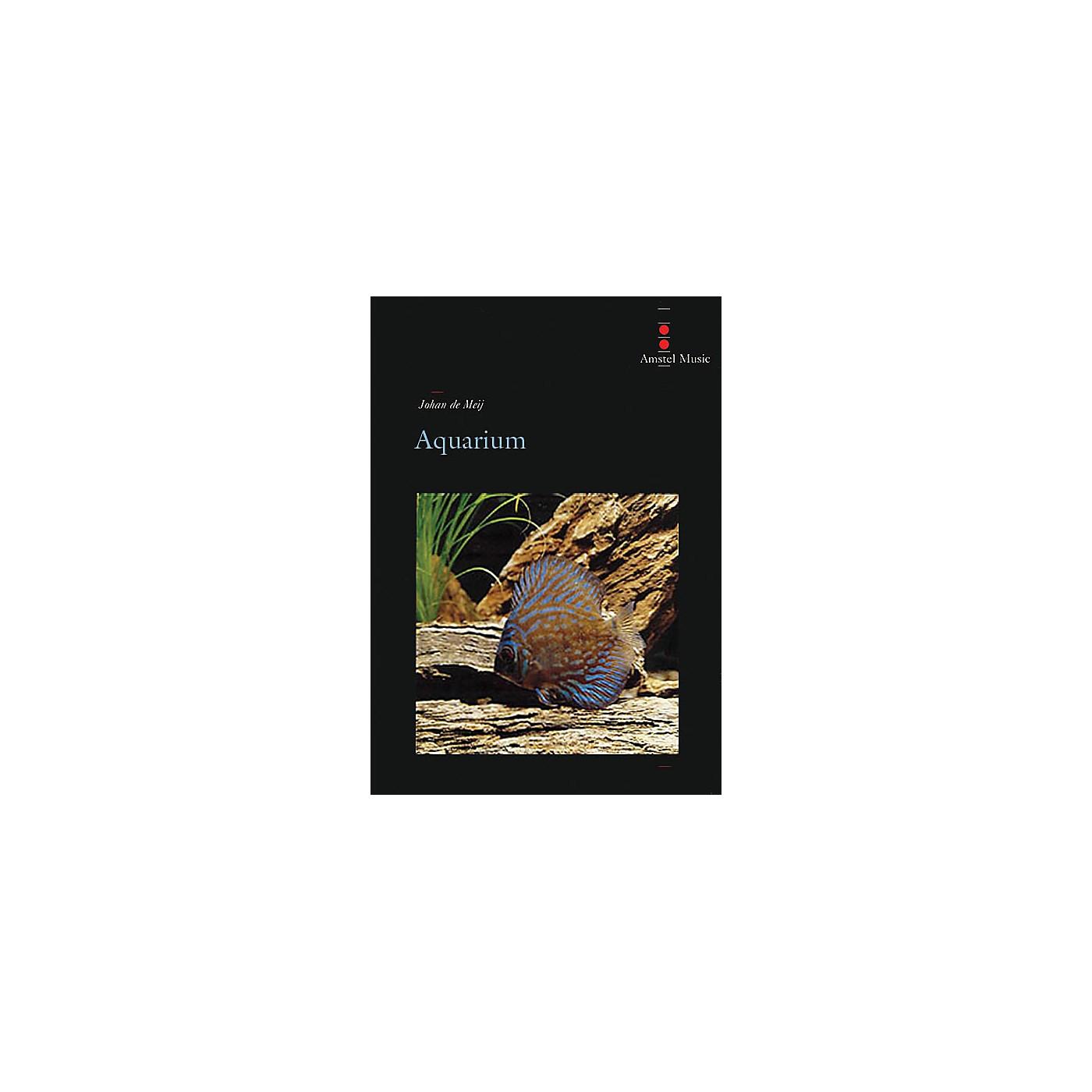 Amstel Music Aquarium (Score with CD) Concert Band Level 3 Composed by Johan de Meij thumbnail