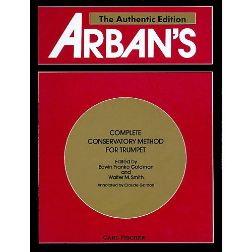Carl Fischer Arban's Complete Method-Trumpet (Book)-thumbnail